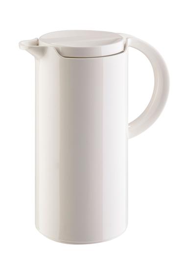 Vacuum jug Pronto, white