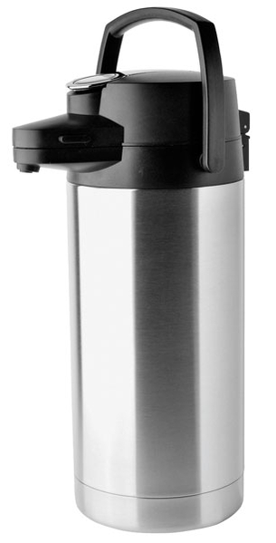 Dispenser Coffeestation, stainless steel