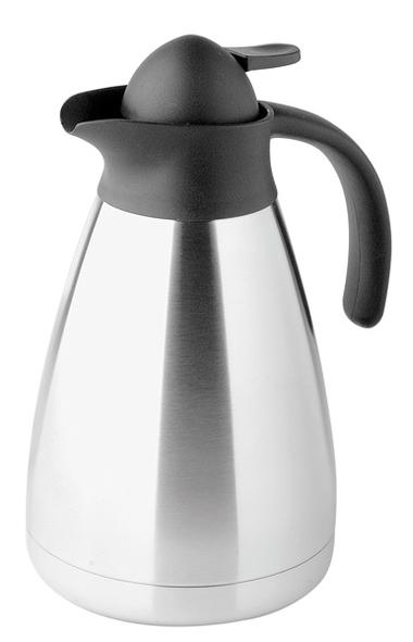 Vacuum jug Safir, stainless steel