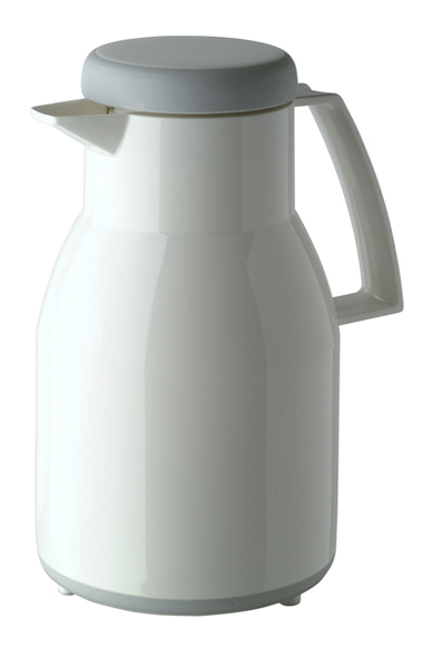 Vacuum jug Wash, white